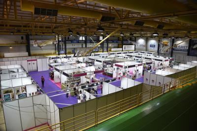 Inaugurada la VII Feria de Mujeres Emprendedoras de Castilla-La Mancha