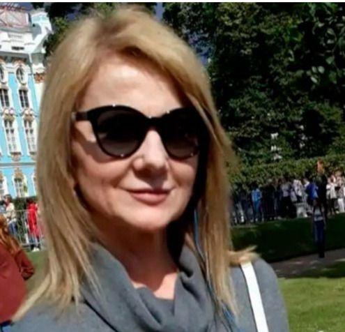 Olga Savenchuk, la mujer ucraniana víctima de violencia de género en Puertollano.NIUS