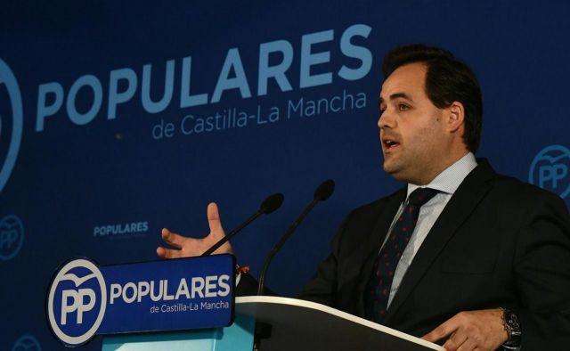 El Gobierno CLM pide a Núñez que 'deje a un lado los insultos' y sea 'útil'