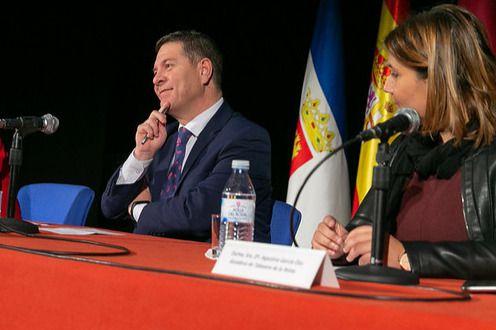García-Page anuncia nuevas oportunidades de empleo para Talavera