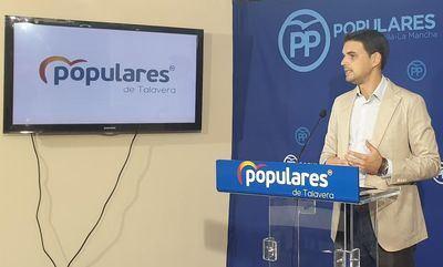 Serrano carga contra Page tras su visita a Talavera: