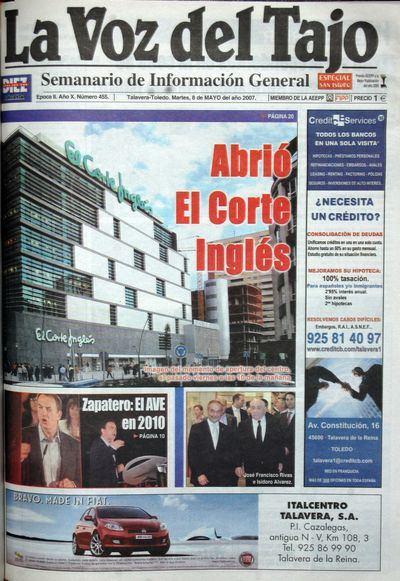 PORTADAS | 'Mil números y cuatro décadas haciendo periodismo' (X)