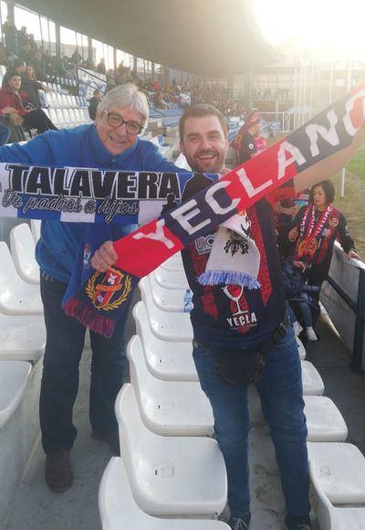 """La directiva del CF Talavera """"sigue haciendo amigos"""""""