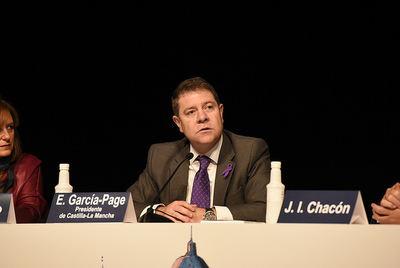 García-Page anuncia la licitación del equipamiento tecnológico del nuevo Hospital de Toledo, de casi 50 millones de euros