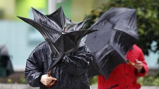 Castilla-La Mancha en alerta este martes por la borrasca 'Karine'