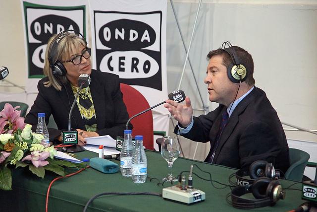 Page habla del Puy du Fou, independentismo y las elecciones con Julia Otero