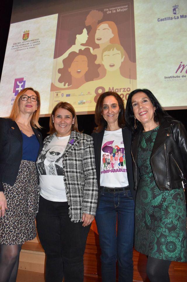 Día Internacional de la Mujer en Talavera