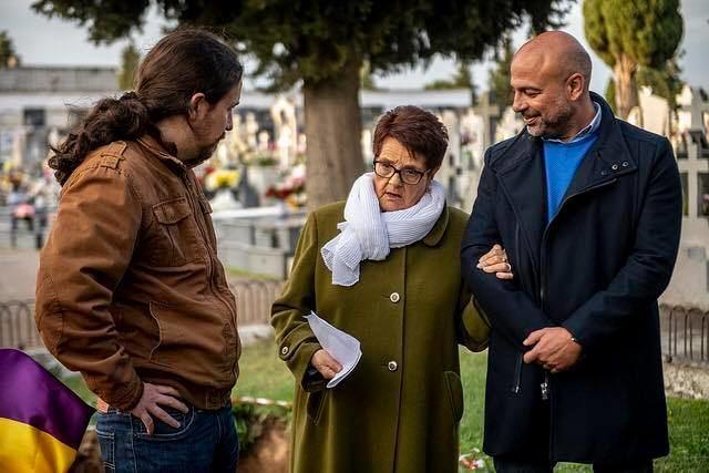 VÍDEO | Pablo Iglesias en el homenaje a Horcajuelo en Talavera: