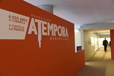 La exposición 'aTempora' desembarca en Burgos tras su éxito en Talavera