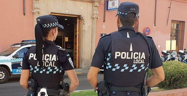 Agentes de la Policia Local de talavera | Archivo