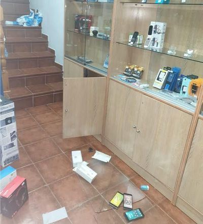 TALAVERA | Roban en una tienda de la informática durante el estado de alarma