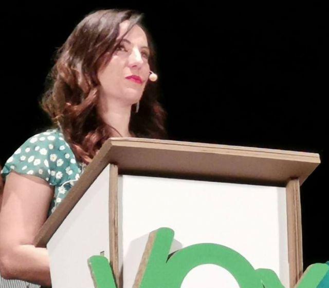 COVID-19 | La portavoz de Vox en Fuensalida cita a Hitler para dar ánimo a los que luchan contra la pandemia