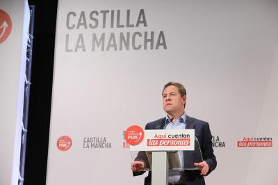 García-Page defiende la caza y el mundo taurino