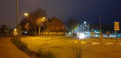 ¿VES LA DIFERENCIA? | Se moderniza la iluminación de Talavera