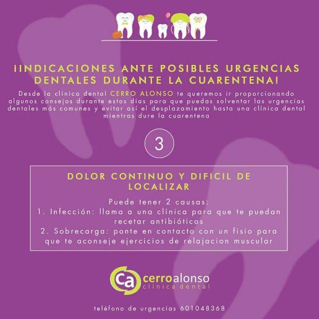 SALUD | Cómo tratar las urgencias dentales desde casa en esta época de confinamiento (3)