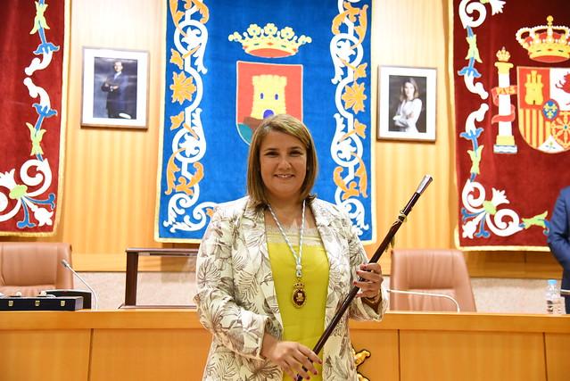 Tita García ya es alcaldesa de Talavera de la Reina