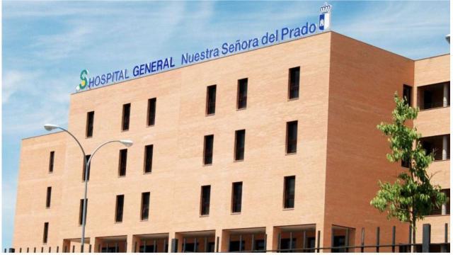 TALAVERA   Nuevo ingreso en el hospital por Covid