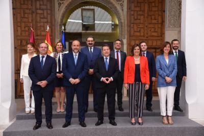 Cambios en el Gobierno de García-Page por una buen noticia