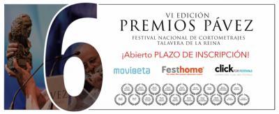Los Premios Pávez abren el periodo de inscripción para su sexta edición