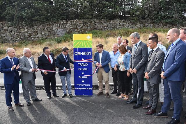 Nuevo impulso a la mejora de las comunicaciones de la Sierra de San Vicente