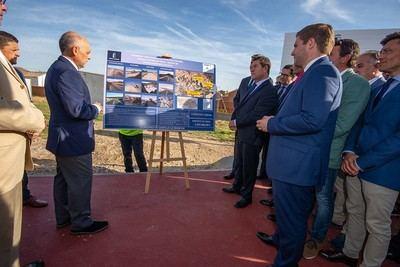 Castilla-La Mancha remodela casi 32 kilómetros de la Red regional de carreteras