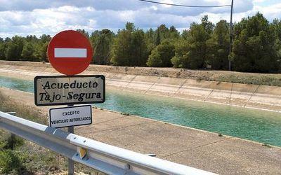 AGUA | El Gobierno revisará las normas de explotación del trasvase Tajo-Segura