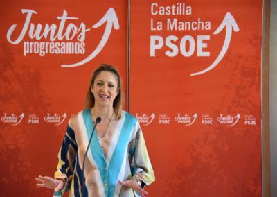 El PSOE de C-LM pide el voto para Pedro Sánchez