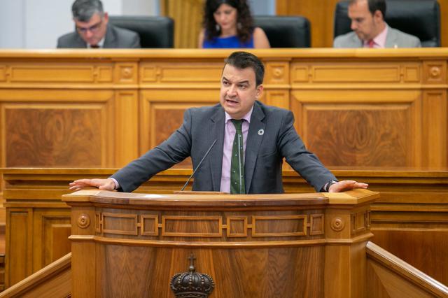 """Las Cortes exigen la presencia """"real y efectiva"""" de los ribereños en la Comisión del Trasvase del Tajo"""