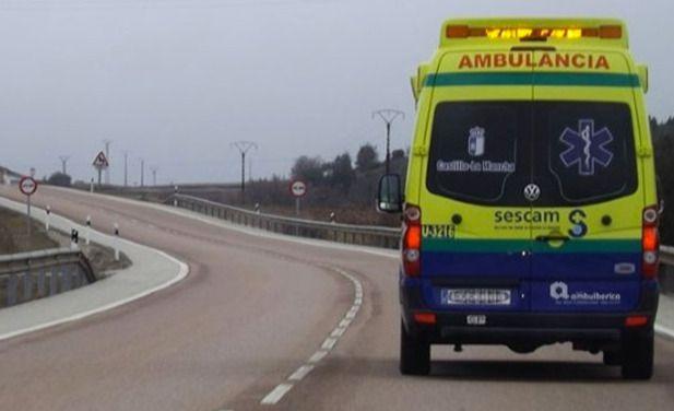 SUCESOS | Una colisión entre dos camiones deja un fallecido en la A-3