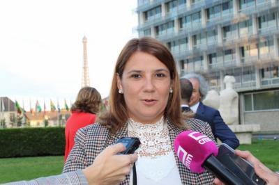 Tita García y Page respaldan ante la UNESCO la candidatura de la cerámica de Talavera y Puente