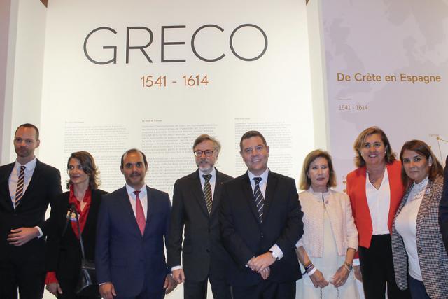 París acoge la mayor exposición de El Greco jamás vista en Francia