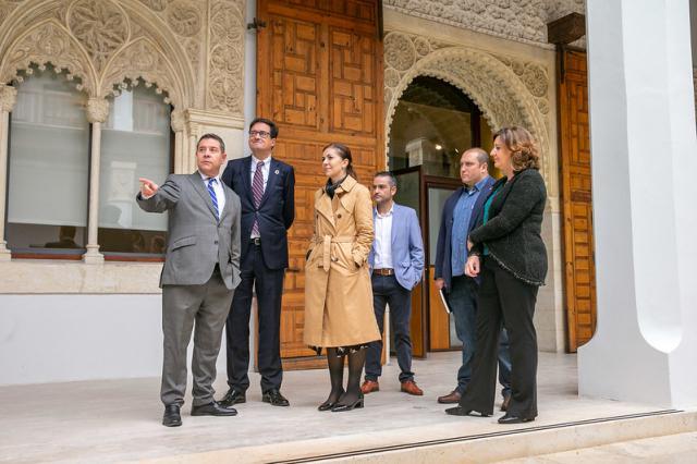 Paradores de España invertirá 2 millones de euros en mejorar la red de Paradores de Castilla-La Mancha