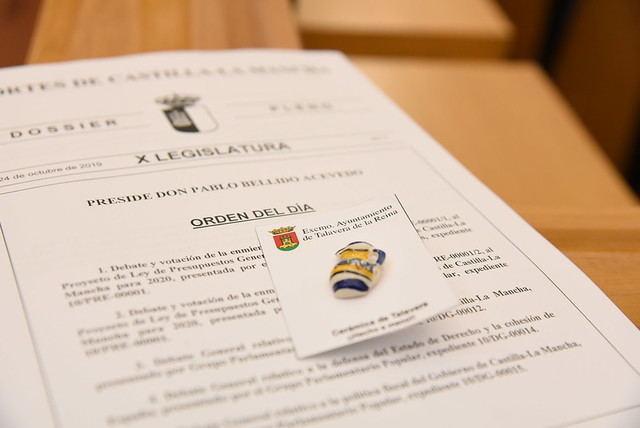 Las Cortes apoyan la candidatura para que la cerámica de Talavera y Puente sea Patrimonio Inmaterial