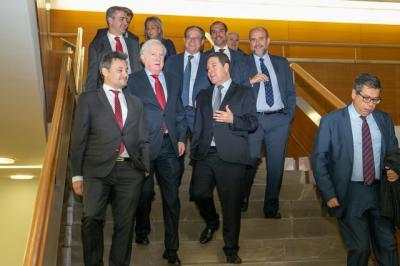 García-Page plantea tres grandes pactos nacionales