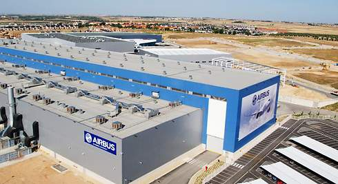 ILLESCAS | CCOO se 'partirá la cara' por mantener el empleo en la planta de Airbus