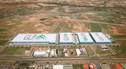 MAGNA PARK TAURO   Otro gran parque logístico en Illescas