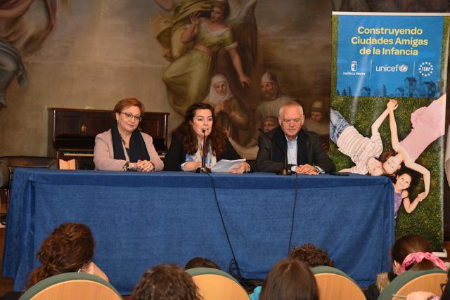 I Encuentro de Consejos de Participación Infantil y Adolescente de la región