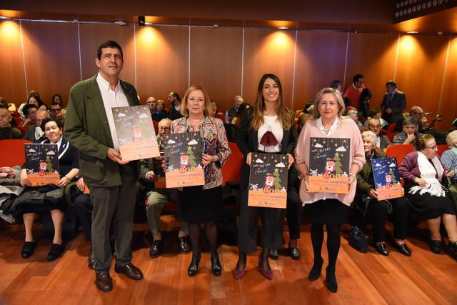 Castilla-La Mancha pone en marcha la campaña 'Navidad en compañía. Ningún mayor sólo'