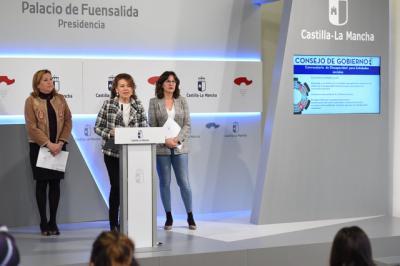 CLM aprueba 58 millones para financiar 289 centros de atención a la discapacidad