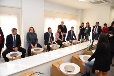Inaugurado el Centro de la Cerámica y el Vidrio en Talavera