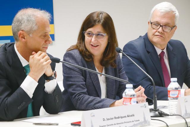El doctor Javier Rodríguez Alcalá, nuevo gerente de Atención Primaria de Toledo