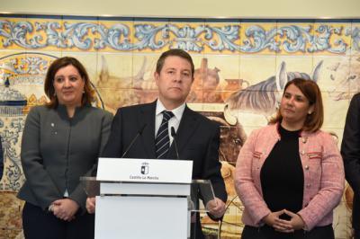 """Page invita a los regantes y dirigentes de Levante a rebajar el tono """"porque el ruido no sustituye al agua"""""""