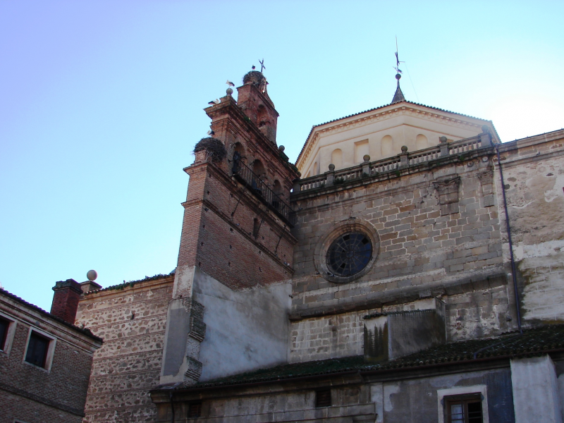 El edificio de San Prudencio se utilizará como sala de exposiciones y conferencias