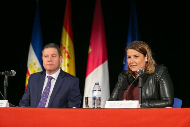 Tita García invita al empresariado e invertir en Talavera: