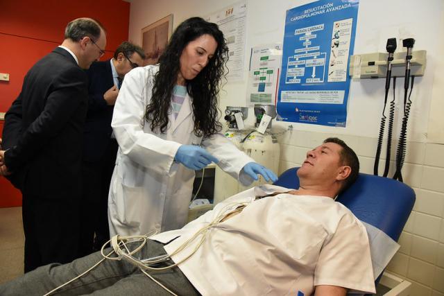 La Junta pone en marcha el programa de electrocardiografía digital más ambicioso e innovador de todo el país