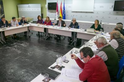 El Consejo Asesor Agrario analiza las futuras leyes del Vino y de Calidad Diferenciada