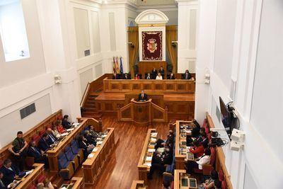 ACTUALIDAD | Susto en las Cortes de CLM