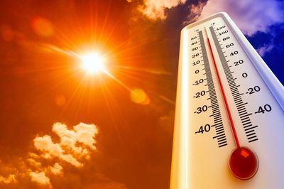 CLM   Toda la región está en alerta por altas temperaturas