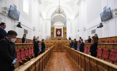 ÚLTIMA HORA | Arrancó el Pleno de las Cortes de CLM