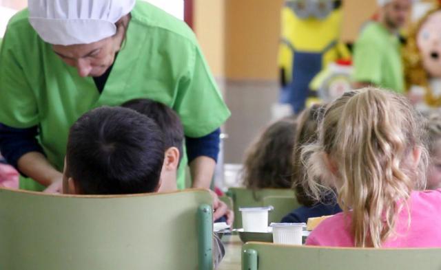 La Junta abre los comedores escolares una Navidad más